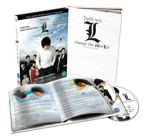Death Note: L change the WorLd [2008] [DVD]