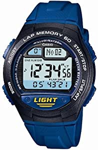 [カシオ]CASIO 腕時計 SPORTS GEAR スポーツギア W-734J-2AJF メンズ