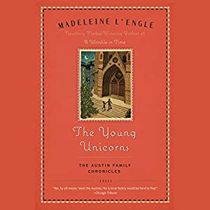 The Young Unicorns Audiobook