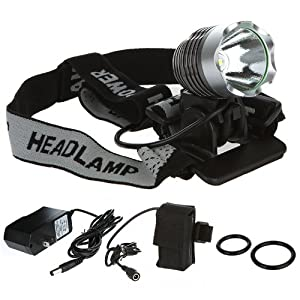 Cree Xml Xm-l T6 Led Bike Bicycle Light Headlight Headlamp 1200lm 9w