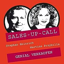 Genial verkaufen (Sales-up-Call) Hörbuch von Stephan Heinrich, Martina Przybilla Gesprochen von: Stephan Heinrich, Martina Przybilla