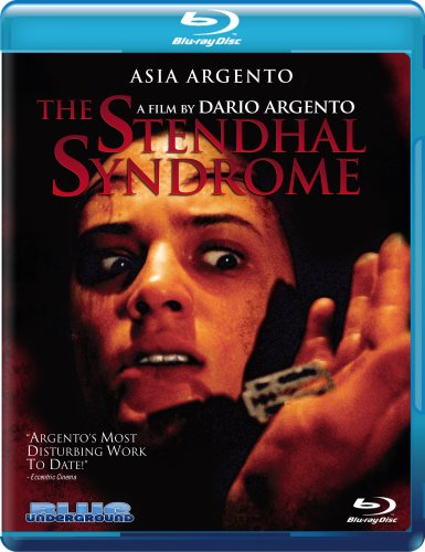 Cover art for  The Stendhal Syndrome [Blu-ray]