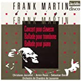 Frank Martin conducts Frank Martin