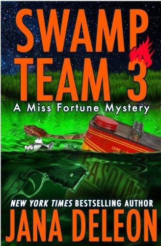 Jana DeLeon - Swamp Team 3