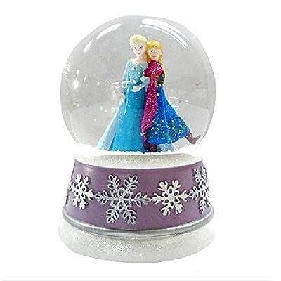 Disney Frozen Musical Waterglobe Snow Globe - Plays Let it Go