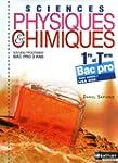 Sciences physiques et chimiques - 1re...
