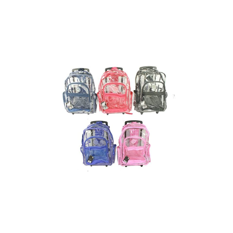 5084590b7052 Fulla 14 Pink backpack Rolling School Muslim Book bag Toy on PopScreen