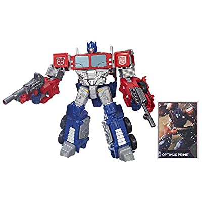 Transformers Generations Combiner Wars Voyager Class Optimus Prime Figure by Transformers