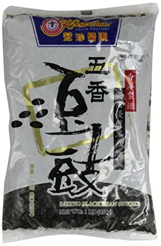 chinese-douchi-fermented-black-beans-16-oz-bag-each-by-gold-lion-foods