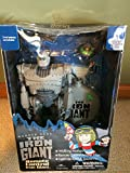 The Iron Giant Remote Control Walking Motion New In Box RARE Collectible