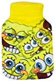 Character World SpongeBob Squarepants Heads Hot Water Bottle and Cover