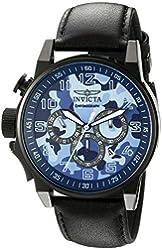 Invicta Men's 20541 I-Force Analog Display Quartz Black Watch
