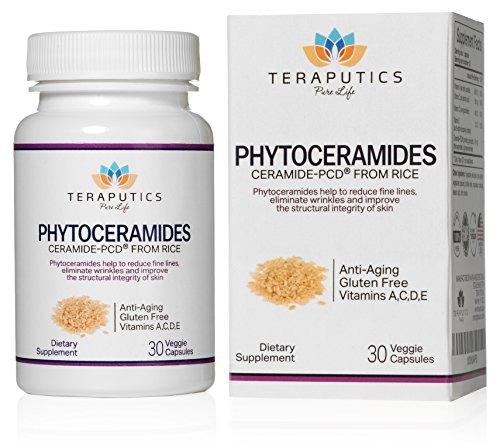 Teraputics Phytoceramides Ceramide Pcd 174 Made From Rice