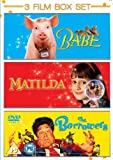Babe/The Borrowers/Matilda [DVD]