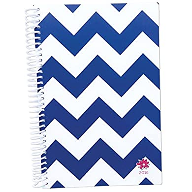 Bloom Daily Planners 2016 Calendar Year Daily Planner - Passion/Goal Organizer - Monthly Weekly Agenda Datebook Diary - January 2016 - December 2016 - 6