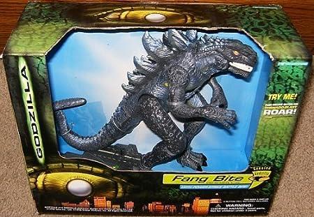 Godzilla Fang Bite wit...