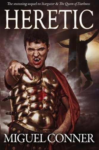 Book: Heretic - The Dark Instinct Series Book 2 by Miguel Conner