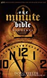One Minute Bible for Students: 366 Devotions Connecting You With God Every Day From the Holman CSB
