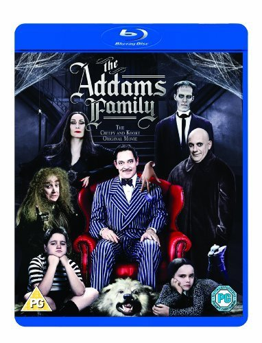 Addams Family [Blu-ray] by Imports