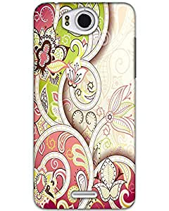 WEB9T9 Infocus M530back cover Designer High Quality Premium Matte Finish 3D Case