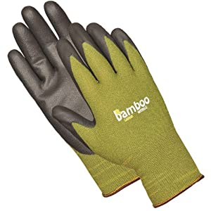 Bellingham c5371s rayon derived from bamboo for Gardening gloves amazon