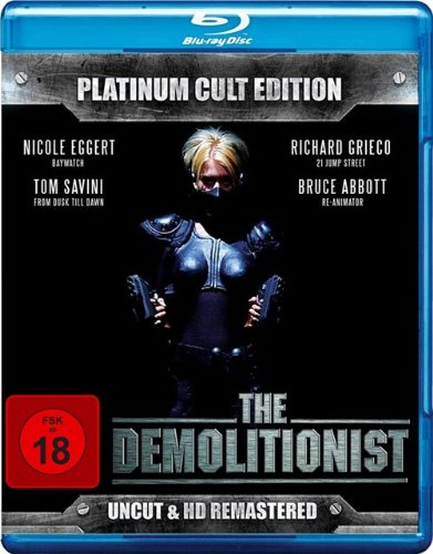The Demolitionist (Uncut & HD-Remastered - Platinum Cult Edition) [Blu-ray]