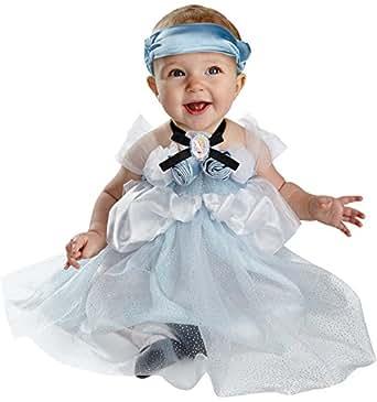 Amazon.com: baby-girls - Cinderella Toddler Costume 12-18