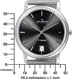 Skagen Men's 170LTTM Titanium Watch