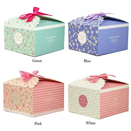 Chilly Gift Boxes, Set of 12 Decorative Gift Boxes, Christmas, Birthdays, Holidays, Graduations, Wedding Gift Boxes (Pink Gift Boxes compare prices)