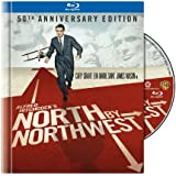 North by Northwest (50th Anniversary Edition in Blu-ray Book Packaging)