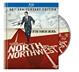 Cover art for  North by Northwest (50th Anniversary Edition in Blu-ray Book Packaging)
