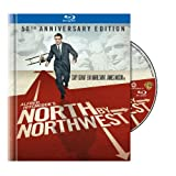 North by Northwest (50th Anniversary Edition in Blu-ray Book Packaging) ~ Cary Grant