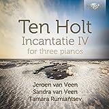 Incantatie IV-for Three Pianos