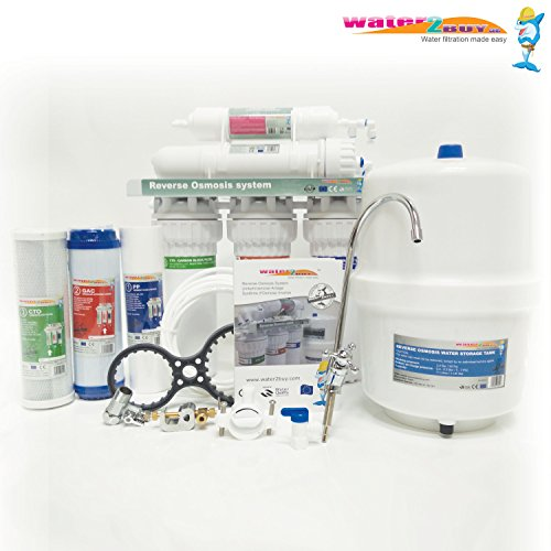 Water-Filter-Reverse-Osmosis-unit-RO500-5-Stage-water-treatment-system