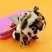 【靴下にゃんこ】ネコの集会ぬいぐるみホルダー(サビ)★猫のヒミツ集会シリーズ★