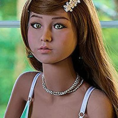 DiscountOne 55 Inch 140CM Full size Lifelike Solid Sex Doll, Cute TPE Love Doll