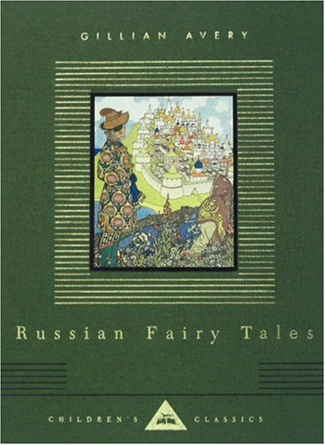 Russian Fairy Tales (Everyman