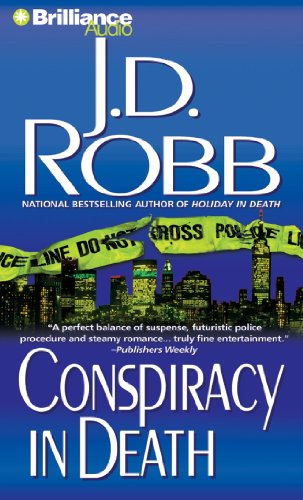 Conspiracy in Death (In Death Series) Audiobook