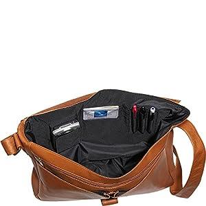 David King & Co. Messenger Bag Plus 3 from David King & Co.