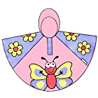 Kids Rain Poncho - Butterfly