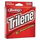 Berkley Trilene XL Smooth Casting Monofilament 300 Yd Spool(14-Pound,Clear)