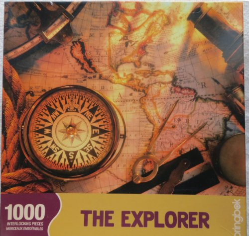 The Explorer 1000 Piece Puzzle