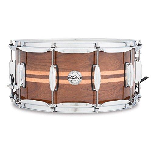 Gretsch Drums Silver Series S1-6514W-MI 14-Inch Snare Drum ...
