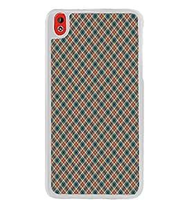 Colourful Pattern 2D Hard Polycarbonate Designer Back Case Cover for HTC Desire 816 :: HTC Desire 816 Dual Sim :: HTC Desire 816G Dual Sim