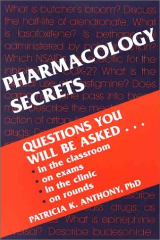 Secrets Series: Pharmacology (The)
