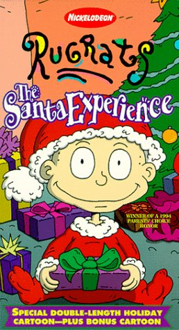this would be the first rugrats christmas special released back in 1992 during its second season i used to love watching rugrats when i was a kid owned - Rugrats Christmas