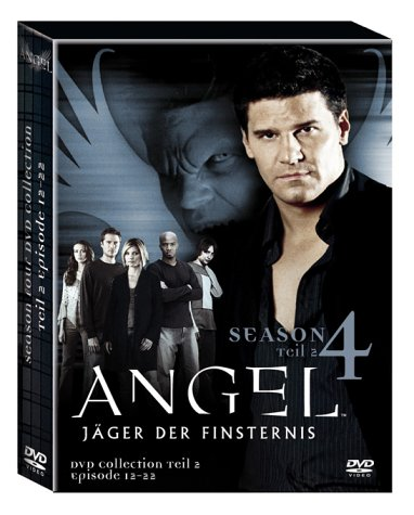 Angel - Season 4.2 ( Box Set, Ep.12-22) [3 DVDs]