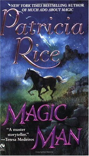 Magic Man (Signet Eclipse), PATRICIA RICE