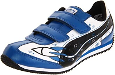 Puma Speeder Boys Light Up Lighted Sneaker (Toddler/Little Kid/Big Kid)