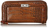 Nine West Internal Affairs SLG Zip Around Wallet